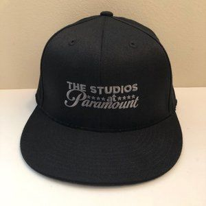 Paramount Pictures Studios Flex Fitted Hat NWOT